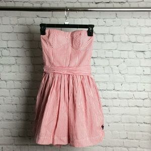 Abercrombie and Fitch Small Strapless Dress W16